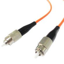 Certificado CE / UL FC a FC Puente de fibra óptica multi-modo