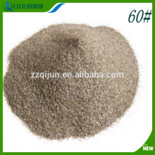 Conscience brown fused alumina F16-220 supplier