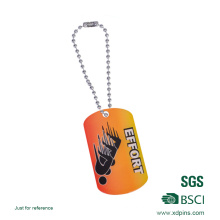 Custom Metal Offset Printing Dog Tag for Man