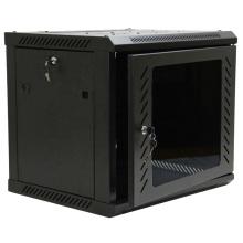 Настенный металлический сетевой шкаф
