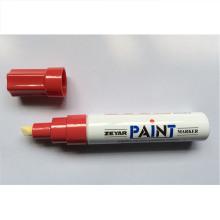 Marcador de tinta jumbo na cor vermelha