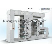 Sterilisationsbeutel und Rollen-Flexodruckmaschine
