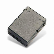 Two-way Radio Battery Pack with Current Protector, Made of Imported PC/ABS Materials