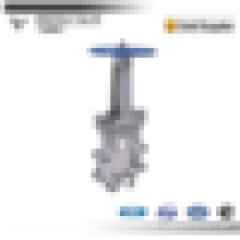 stainless steel motorized knife gate valve dimensions