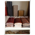 Barandilla de roble rojo barandillas de madera de alta calidad.