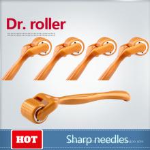 Corée Timbre de peau Dr Roller Dermaroller titane Derma Roller