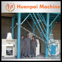 quality ensured 200t maize milling machines for making meals new year on sale