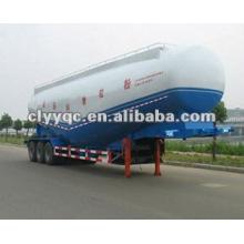 3 axle bulk semi reboque de cemento