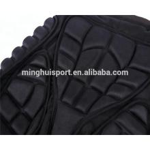 Pantalon de course de motocross personnalisé avec protection en cuir