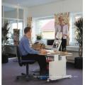 Preço baixo da mesa de trabalho do Office com estação de trabalho da mesa de computador de alta qualidade