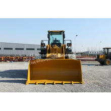 SEM655D CUMMINS Engine Wheel Loader untuk Mineral Yard