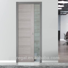 Melamine interior sliding doors
