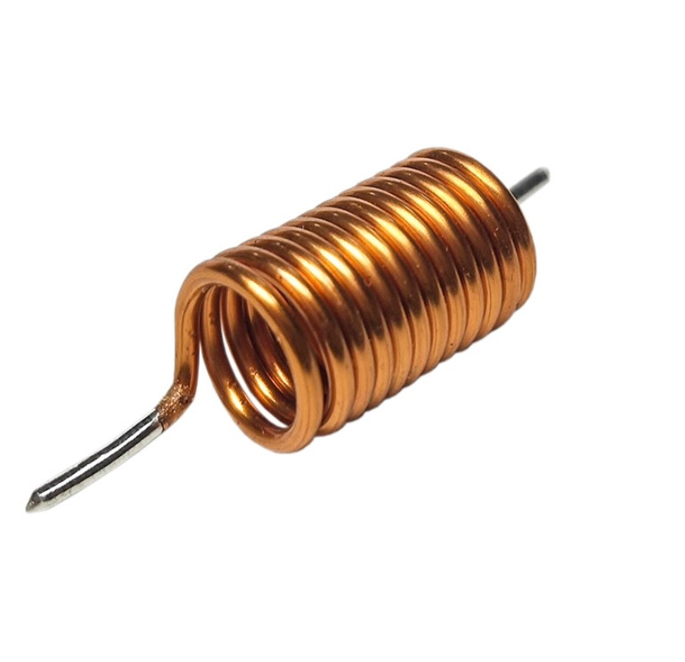 air core copper coil inductor