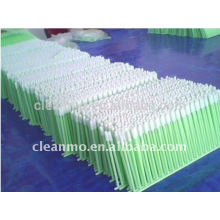 Dacron Head Cleanroom Foam Swabs with small head 500pcs/ pack