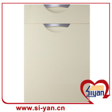 Bathroom cabinet door fronts