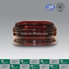 Классические деревянные урны люкса с красного цвета