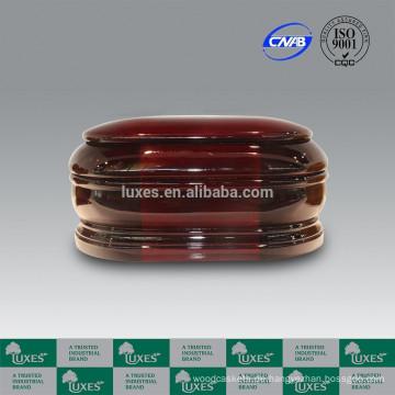 Hohe Qualität Mahagoni Holzurnen für billige Urnen Asche