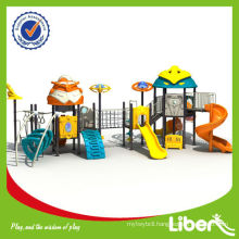 Robot Style Children Plastic Outdoor Play Center with CE Certified