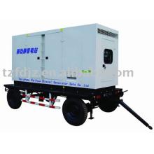 Central eléctrica móvil de 150KW
