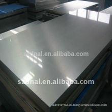 Hojas de techo de aluminio precio por hoja 1050 1060