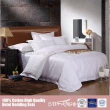 Tecido de algodão de alta qualidade turquia fez jogo de cama