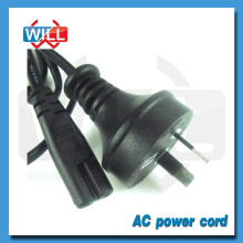Factory Wholesale AU plug male end type power cord