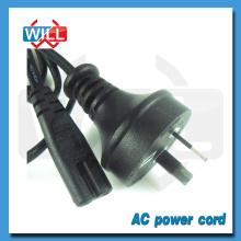 Фабричный оптовый кабель штекера штепсельной вилки AU