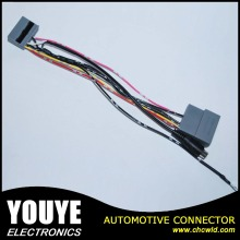 Customized Automotive Rearview Mirror Wiring Harness for Accord