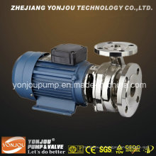 Pompe centrifuge mécanique Lqf, ISO9001, pompe centrifuge anticorrosion en acier inoxydable