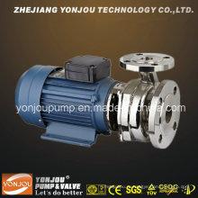 Насос механического уплотнения Lqf, ISO9001, антикоррозийный центробежный насос из нержавеющей стали