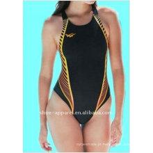 2014 nova chegada barato one piece swimsuit, laides swimwear