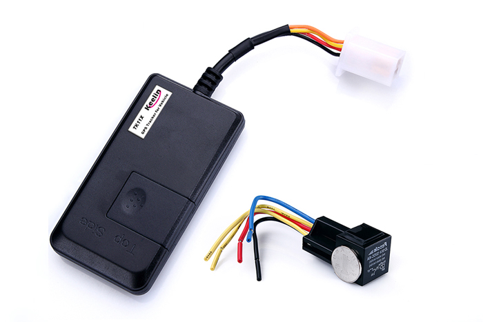 Live GPS Tracker for Vehicle