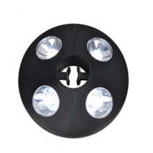 LED Rechargeable Remote Control Umbrella Lamp