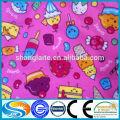 Tecido de algodão 20 * 10 40 * 42 tecido de flanela bebê