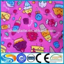 Хлопчатобумажная ткань 20 * 10 40 * 42 детская фланелевая ткань