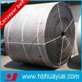 PVC / Pvg großes Fracht-Volumen-ganzer Kern-feuerverzögerndes Förderband