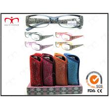 Чтение очки с Disply Горячие продажи и модно (MRP21565)