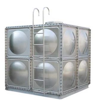 Wassertank aus Edelstahl für hohe Temperaturen