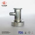 Sanitary Long Ferrule Weld RJT Nut and Liner