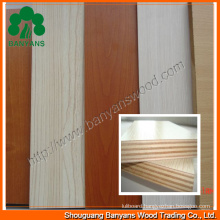 Melamine Faced Plywood for Furniture and Decoration