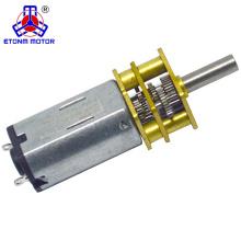 3v gearhead dc motor