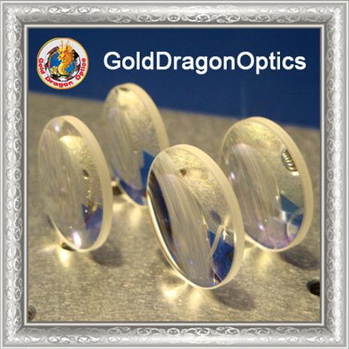Fused Silica Bi Convex Lenses