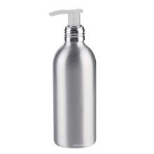 Botella de estaño de 240 ml con bomba