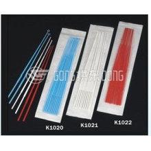Hoja de muestras desechable, aguja (10ul, 1ul) (K1020, K1021, K1022)