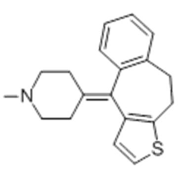 Pizotifen CAS 15574-96-6