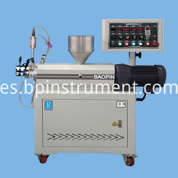 Equipment Single Screw Extruder