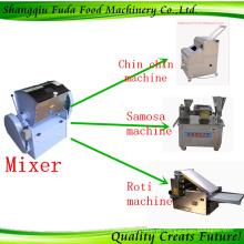 Máquina de amassar a massa elétrica de aço inoxidável