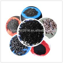 6х12 сетки скорлупы кокосового ореха активированного угля для золотодобывающей промышленности