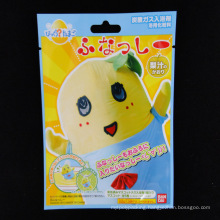 Colorful Painting Aluminum Foil Plastic Bag for Japan Shower Gel
