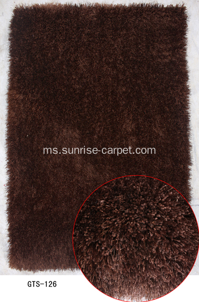 Anjal & Silk Mix Shagy Carpet Carpet